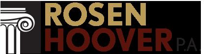 Rosen Hoover P.A. logo